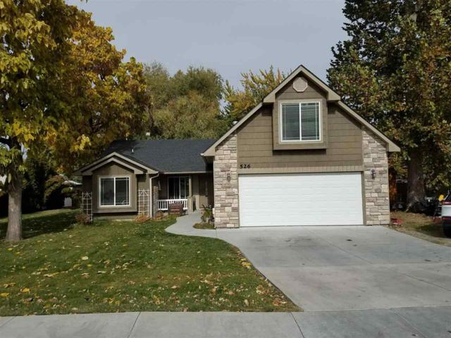 526 W 12th, Emmett, ID 83617 (MLS #98714500) :: Givens Group Real Estate