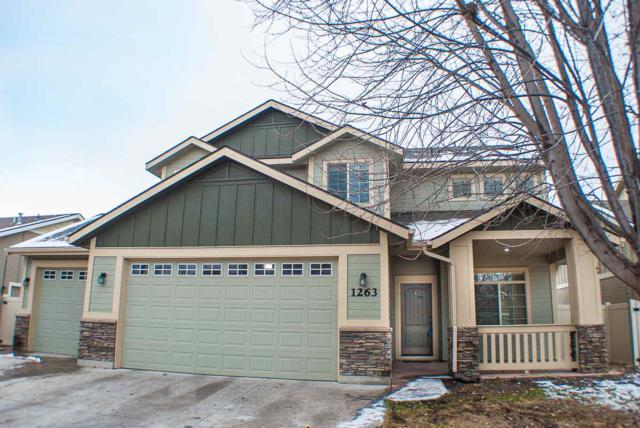1263 E Ionia St., Meridian, ID 83642 (MLS #98714510) :: Team One Group Real Estate