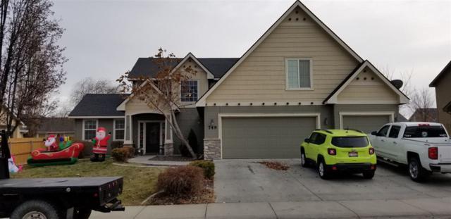 749 W Tropical Drive, Nampa, ID 83686 (MLS #98714645) :: Jon Gosche Real Estate, LLC