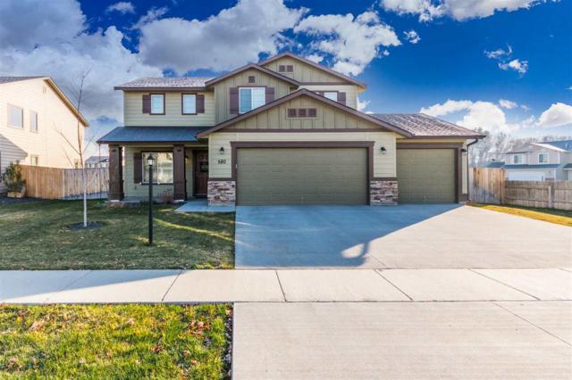 580 Forty Niner Ct., Middleton, ID 83644 (MLS #98714654) :: Boise River Realty