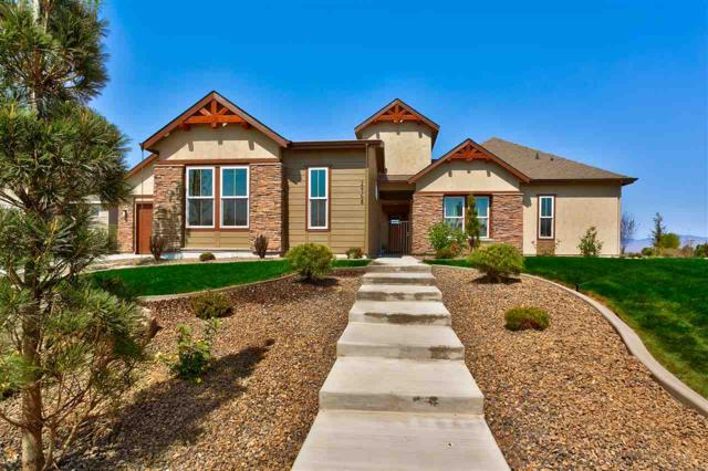 2468 E Lodge Trail Drive, Meridian, ID 83642 (MLS #98714665) :: Jackie Rudolph Real Estate