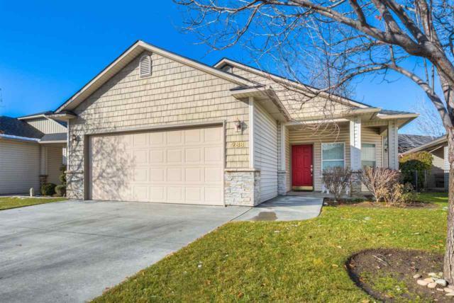 288 Golden Eagle Lane, Eagle, ID 83616 (MLS #98714674) :: Full Sail Real Estate