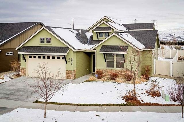 5926 E Bend Ridge, Boise, ID 83716 (MLS #98714688) :: Team One Group Real Estate
