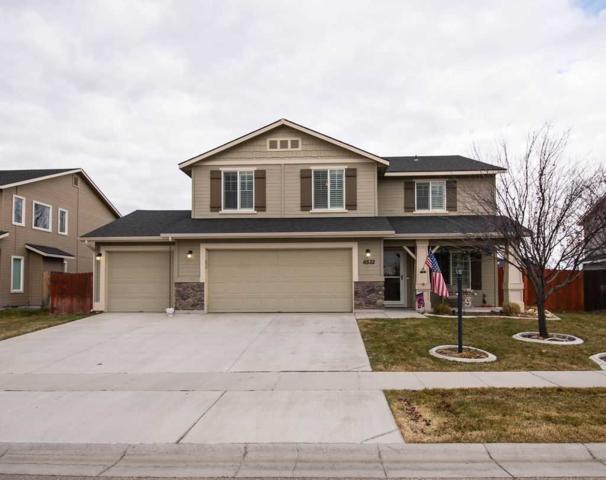 6532 Harrington, Nampa, ID 83687 (MLS #98714768) :: Jon Gosche Real Estate, LLC