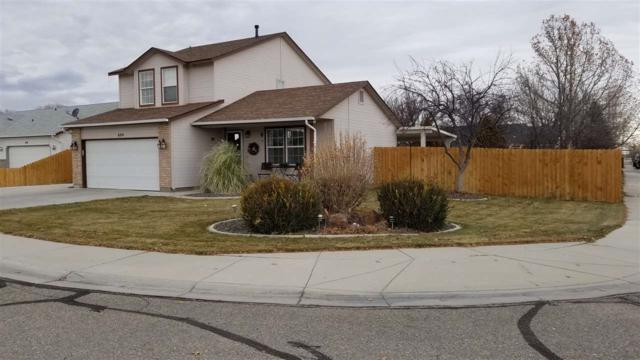 604 Fall Place, Nampa, ID 83686 (MLS #98714770) :: Jon Gosche Real Estate, LLC