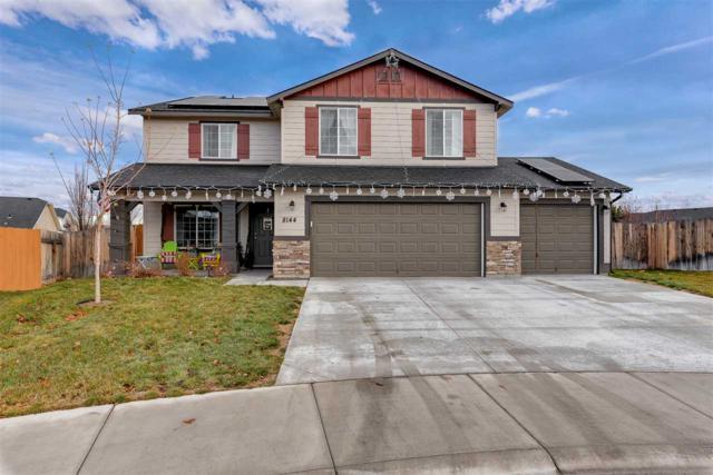 8144 W Saddlehorn, Boise, ID 83709 (MLS #98714812) :: New View Team