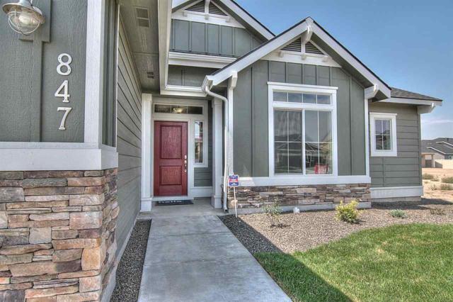 11859 W Trailheights St., Star, ID 83669 (MLS #98715060) :: Jon Gosche Real Estate, LLC