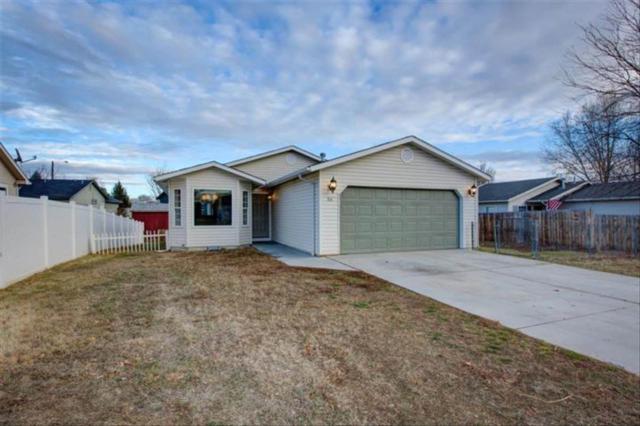 56 S Lollipop Drive, Nampa, ID 83687 (MLS #98715140) :: Full Sail Real Estate