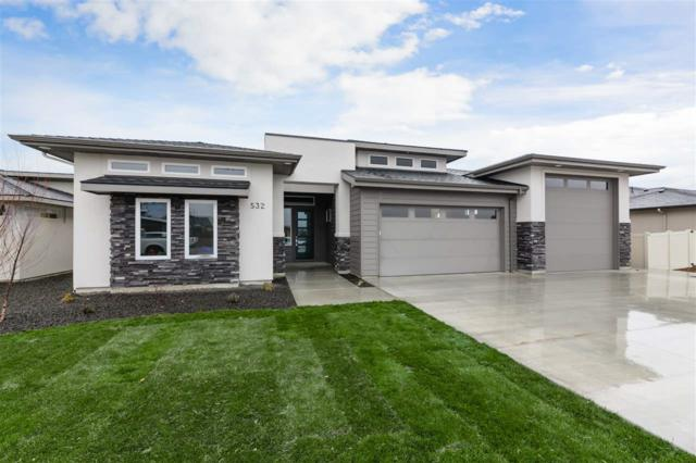 519 W Oak View Dr., Meridian, ID 83642 (MLS #98715356) :: New View Team