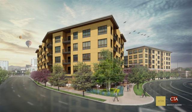 880 W River Street #511, Boise, ID 83702 (MLS #98715455) :: New View Team