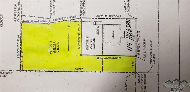 TBD Hudson, Nampa, ID 83651 (MLS #98715564) :: Jon Gosche Real Estate, LLC