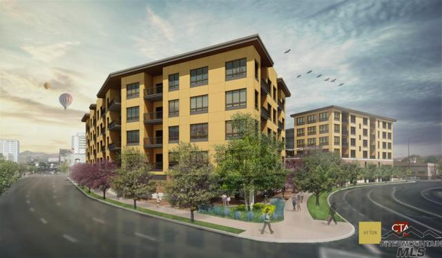 880 W River Street #409, Boise, ID 83702 (MLS #98715618) :: New View Team