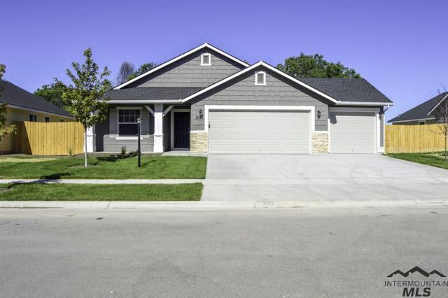 6713 E Harrington Dr., Nampa, ID 83687 (MLS #98715621) :: Jon Gosche Real Estate, LLC