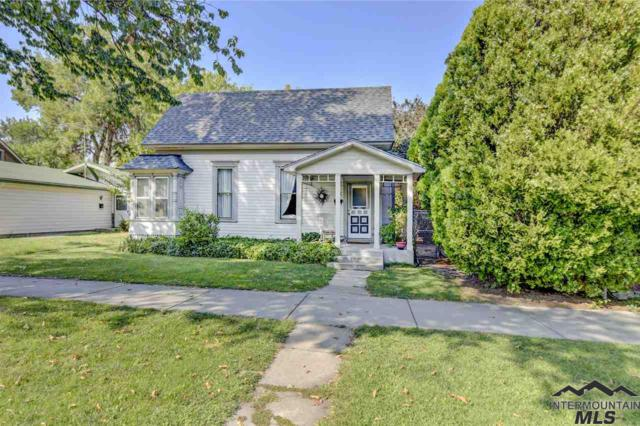 810 E Jefferson St, Boise, ID 83712 (MLS #98715626) :: Givens Group Real Estate