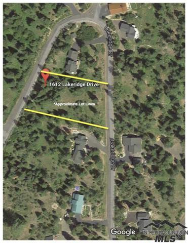 1612 Lakeridge Dr, Mccall, ID 83616 (MLS #98715749) :: Juniper Realty Group