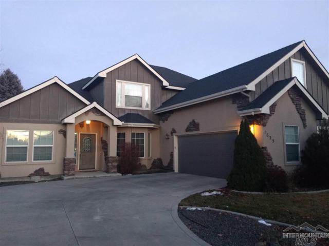 1625 W Puzzle Creek, Meridian, ID 83646 (MLS #98715769) :: Team One Group Real Estate