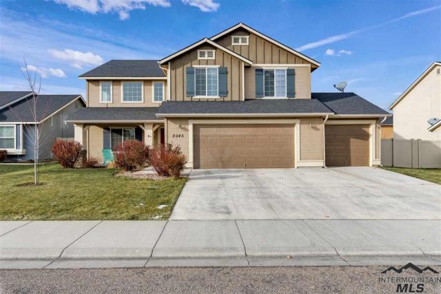 2045 N Van Dyke Ave, Kuna, ID 83634 (MLS #98715840) :: Build Idaho