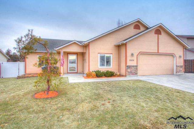 2406 Feltham Peak Dr, Emmett, ID 83617 (MLS #98715964) :: Build Idaho