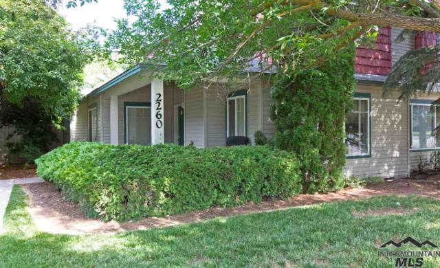 2260 S Shoshone St, Boise, ID 83705 (MLS #98716126) :: Jon Gosche Real Estate, LLC