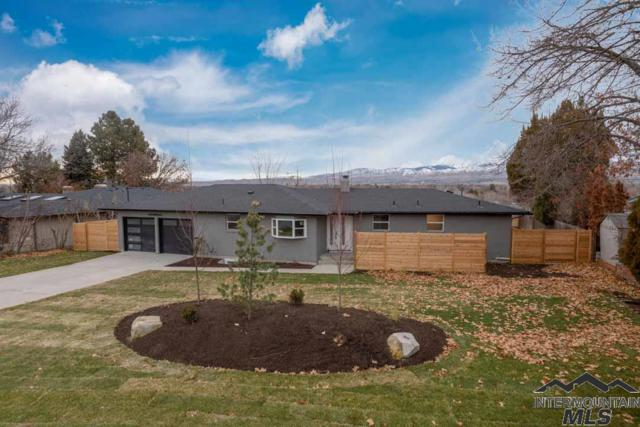 3626 W Hillcrest Dr, Boise, ID 83705 (MLS #98716162) :: New View Team