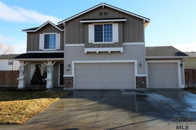 990 Sw Colonial Dr, Mountain Home, ID 83647 (MLS #98716229) :: Juniper Realty Group