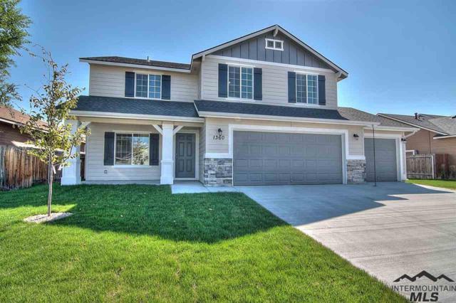 12868 Ironstone Dr., Nampa, ID 83686 (MLS #98716269) :: Jon Gosche Real Estate, LLC