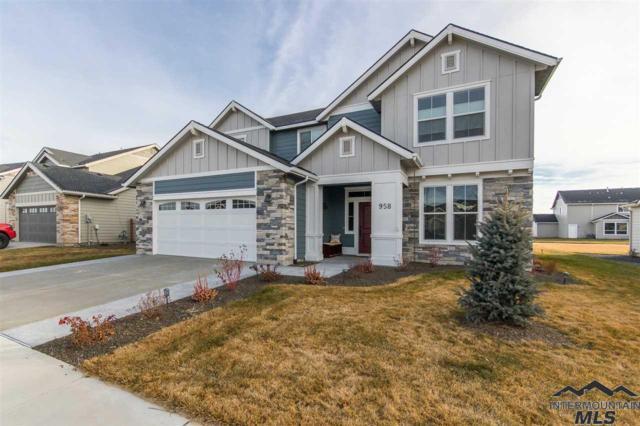 958 N World Cup Lane, Eagle, ID 83616 (MLS #98716271) :: Boise River Realty