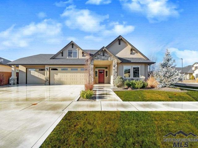 6881 N Tree Haven Way, Meridian, ID 83646 (MLS #98716316) :: Boise River Realty