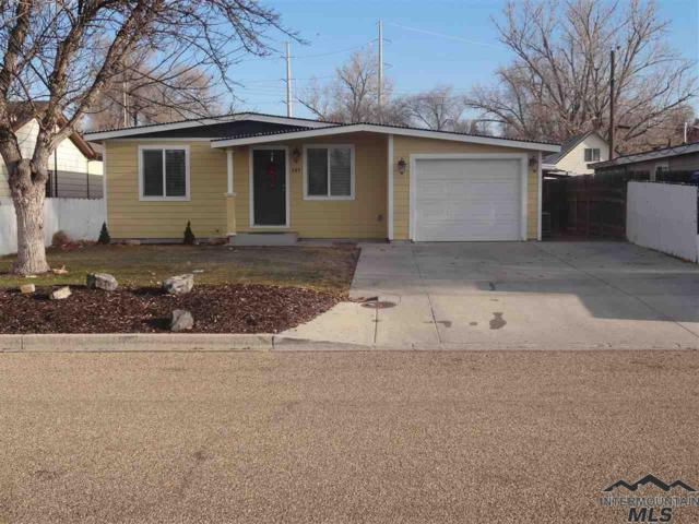 509 E. Kearney St., Caldwell, ID 83605 (MLS #98716323) :: Jackie Rudolph Real Estate