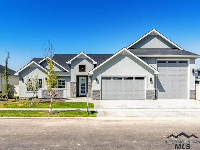 1140 N Seven Golds Pl, Eagle, ID 83616 (MLS #98716526) :: Bafundi Real Estate