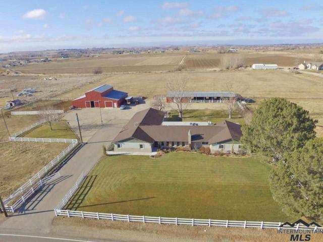 9257 S Happy Valley Rd, Nampa, ID 83686 (MLS #98716559) :: Idahome and Land