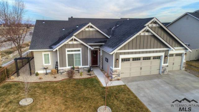 958 N Crews Way, Star, ID 83669 (MLS #98716567) :: Idahome and Land
