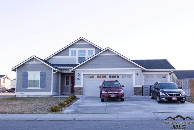 605 SW Panner, Mountain Home, ID 83647 (MLS #98716627) :: Juniper Realty Group