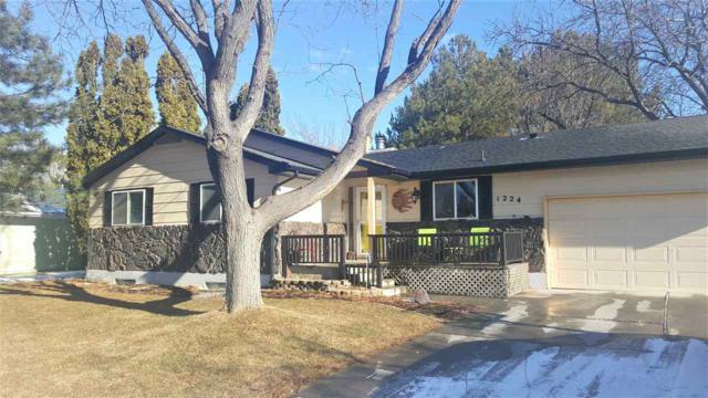 1224 Galena Dr., Twin Falls, ID 83301 (MLS #98716642) :: Jon Gosche Real Estate, LLC