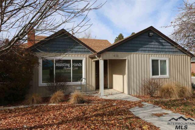 413 S Orchard, Boise, ID 83705 (MLS #98716666) :: New View Team