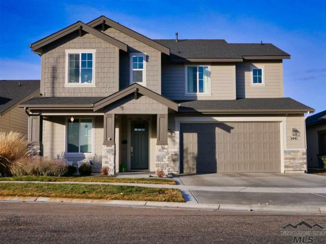 3441 S Island Fox Ave, Eagle, ID 83616 (MLS #98716690) :: New View Team