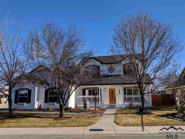 2884 N Rough Stone, Meridian, ID 83646 (MLS #98716706) :: Minegar Gamble Premier Real Estate Services