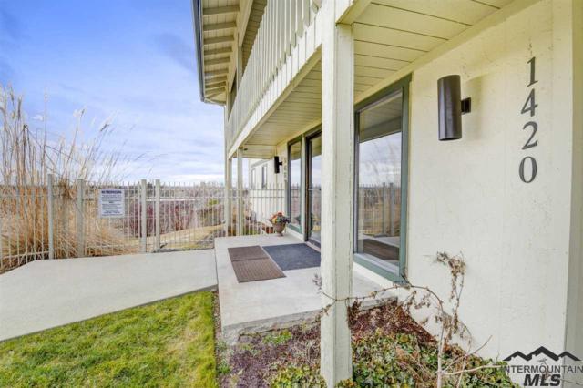 1420 Camel Back B-106, Boise, ID 83702 (MLS #98716709) :: Minegar Gamble Premier Real Estate Services