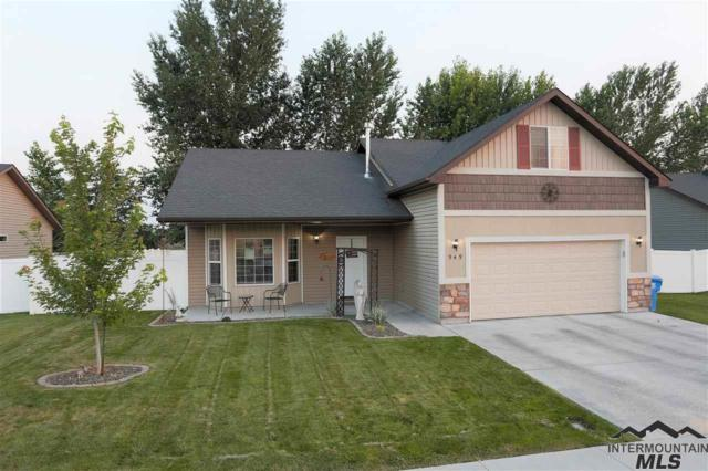 949 Borah Avenue W., Twin Falls, ID 83301 (MLS #98716710) :: Boise River Realty