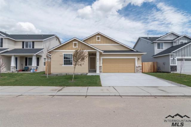 2080 N Swainson Ave, Meridian, ID 83642 (MLS #98716728) :: Minegar Gamble Premier Real Estate Services