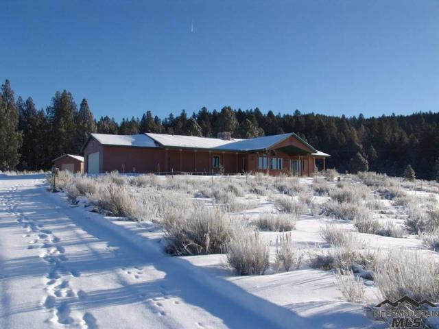 12160 Highway 55, Cascade, ID 83611 (MLS #98716736) :: Boise River Realty