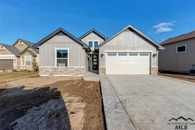 2634 N Whitebird Place, Meridian, ID 83646 (MLS #98716803) :: Team One Group Real Estate