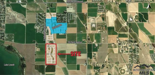 0 Indiana Ave, Nampa, ID 83651 (MLS #98716809) :: Team One Group Real Estate