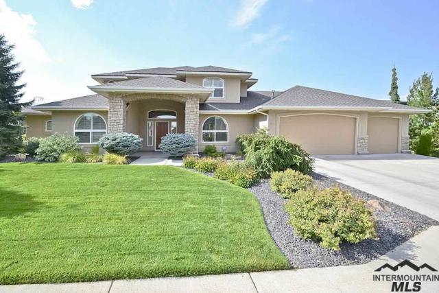 4103 W Quail Hill, Boise, ID 83703 (MLS #98716849) :: Build Idaho