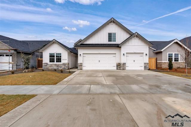 4508 W Renhold St, Meridian, ID 83646 (MLS #98716864) :: Build Idaho