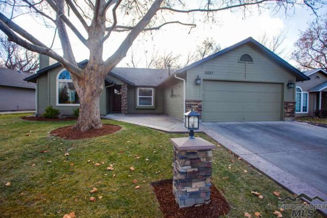 5037 W Catalpa Dr., Boise, ID 83703 (MLS #98716874) :: Build Idaho