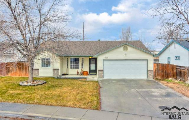 656 Teton Drive, Nampa, ID 83686 (MLS #98716886) :: Juniper Realty Group