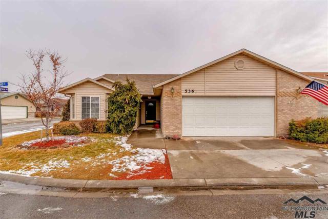 536 N Stratford St, Nampa, ID 83651 (MLS #98716900) :: Jackie Rudolph Real Estate