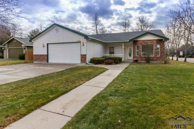 2433 E Bancroft Ct., Eagle, ID 83616 (MLS #98716913) :: New View Team