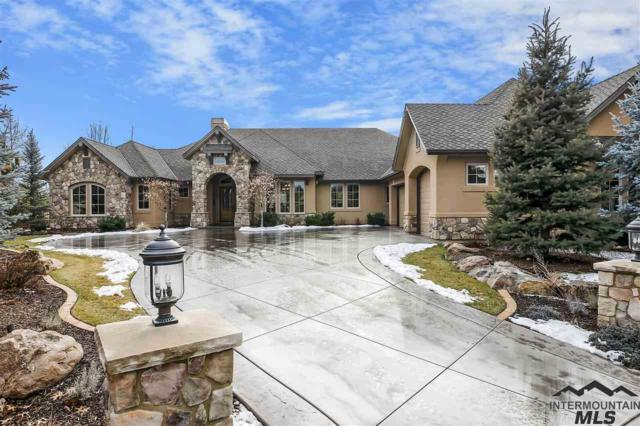737 W Headwaters Drive, Eagle, ID 83616 (MLS #98716938) :: Epic Realty